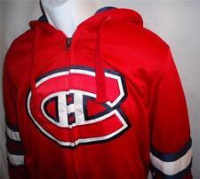 NEW $110 Montreal Canadiens GIII NHL Men's Cross Check Jacket Sz. S