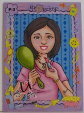 U GO GIRL 1x Non Sport Update Promo Insert Trading Card #P-3 Locasmarts 2004 NM+
