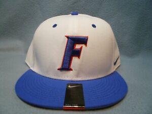 Nike Florida Gators True Wool Fitted Sz 8 BRAND NEW hat cap UF Swamp Chomp