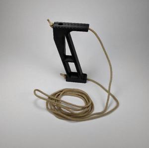 Black 3D Printed Shot Trainer