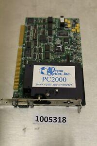 Ocean Optics PC2000 PCB card