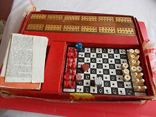 HOUSE  MARTIN SERIES  1960S  TRAVELLING  GAMES SET