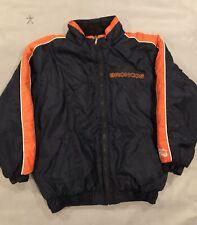 Vintage Denver Broncos Starter Jacket VTG
