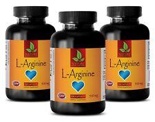 A Healthy Immune System - L-ARGININE 500mg - Bodybuilding Sport Supplement -3Bot