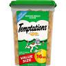 Temptations 16 Oz. Seafood Medley Cat Treat