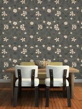4 Rolls Zoffany Wallpaper /'HEXA/' NEW AND UNOPENED GOLD ZPRM311782