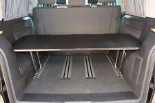VW T5/T6 Multivan Multiflexboard – Konsolen mit Streben und Board.