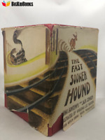Fast Sooner Hound Bontemps Virginia Lee Burton 1942 Early Edition Dust jacket