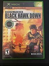 Delta Force: Black Hawk Down (Microsoft Xbox, 2005) *pre-owned*