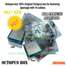 Octopus Box for Samsung actived +18 cables free shipping