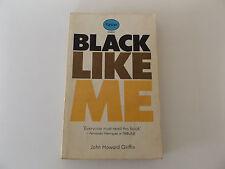 1968 BLACK LIKE ME by John Howard Griffin PAPERBACK