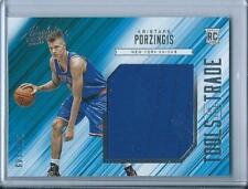 Rookie Kristaps Porzingis Basketball Trading Cards