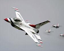 THUNDERBIRDS SNEAK PASS AIRVENTURE AIR SHOW  8x10 SILVER HALIDE PHOTO PRINT