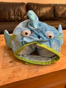 Dog Halloween Costume~Big Blue fish size large~ADORABLE!!!~~~E3