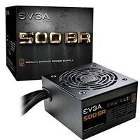 Evga 219643 Ps 100-br-0500-k1 500 Br 500w 80+bronze 12v Pcie 120mm Long