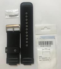 Casio G-Shock Original Band G-7900MS-1 GW-7900BMS-1 Black  Nylon Leather G7900