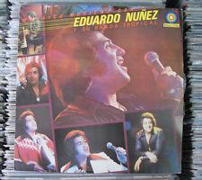 EDUARDO NUÑEZ Y SU BANDA TROPICAL MOSAICO MUSICAL CON MEXICAN LP TROPICAL