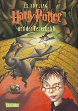 Harry Potter und der Feuerkelch von J.K. Rowling (1999, Gebundene Ausgabe)