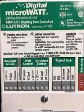 Lutron Dmw-Lzc1 Lighting Zone Controller Digital Microwatt (Working Pull)