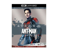 Ant-Man  4K Ultra HD + Blu-Ray + Digital Code Rare