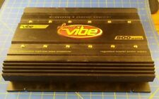 Lanzar Vibe 500 Watt Mono Amplifier Amp Bridgeable 2 Channel Vibe230