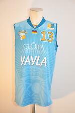 Gloria Giants Düsseldorf Trikot Basketball Gr. M 2. Liga Nr. 13  Petric Tanked