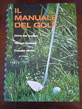 IL MANUALE DEL GOLF - Jorg Vanden Berge - Konemann - 2000