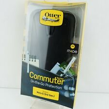 NEW ORIGINAL MOTOROLA MOTO G (3RD GEN) OTTERBOX COMMUTER CASE BLACK