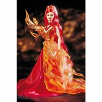 1999 Dancing Fire Barbie Limited Edition Collectible doll