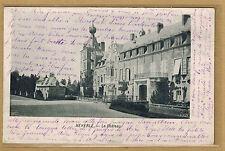 Cpa Belgique Louvain Heverlé - le château rp290