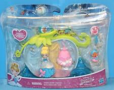 Disney Princess Small Dolls LITTLE KINGDOM CINDERELLA'S BIBBIDI BOBBIDI CARRIAGE
