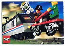 LEGO    CATALOGO  LEGO   1991   NOTICE / INSTRUCTIONS BOOKLET / BAUANLEITUNG