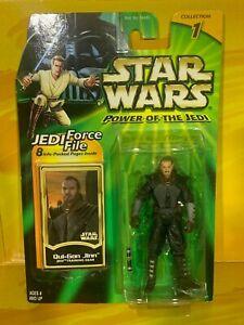 Star Wars - Power of the Jedi - Qui-Gon Jinn (Jedi Training)