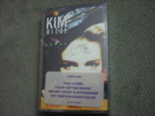 SEALED RARE OOP Kim Wilde CASSETTE TAPE Close 1988 ZZEBRA Junior MOODY BLUES !