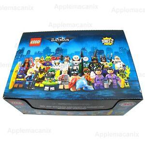 LEGO The Batman Movie Series 2 CMF Case Box of 60 71020 Minifigure Packs 6213821