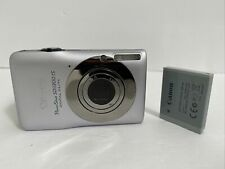 Canon PowerShot SD1300 IS 12.1MP Digital Camera Silver