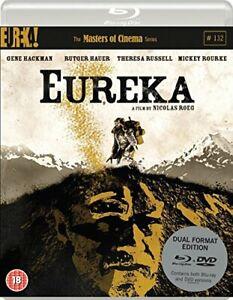 Eureka (1983) [Masters of Cinema] Dual Format (Blu-ray and DVD)[Region 2]