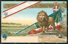 Militari 38º Reggimento Fanteria Ravenna cartolina XF0121