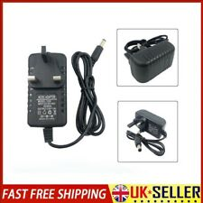 UK Plug DC 12V 2A AC Power Supply Transformer Adapter Converter Wall Charger