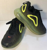 ⚡️5Y Youth | 6.5 Women's Nike air Max 720 black green running casual AQ3196 005