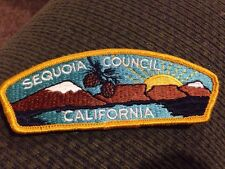 MINT CSP Sequoia Council S-3