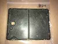 Corvette rear compartment center box door cover lid 74,75,76,77,78,79 early GM