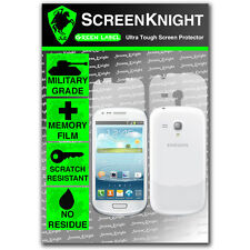 Screenknight Samsung Galaxy S3 Mini completa cuerpo Protector De Pantalla Invisible Shield