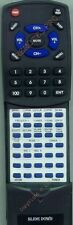 Replacement Remote for PIONEER VSX4900S, VSX025