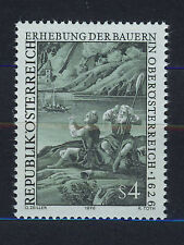 AUSTRIA 1976 MNH SC.1034 Upper Peasants War