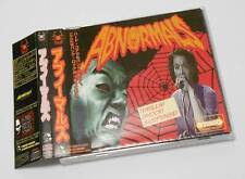Abnormals self-titled album Spider label Japanese release CMDD-00068