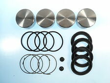 Front Caliper Piston Kit w/ Seals Fits Ford Cortina & Capri 316 Stainless Steel