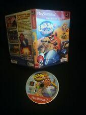 Crash Bandicoot Nitro Kart (Sony PlayStation 2 2003) No Manual