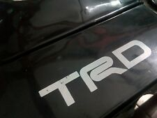 TRD Rear Mud Flaps Mudflaps Splash Guard TOYOTA 1 PAIR NOS