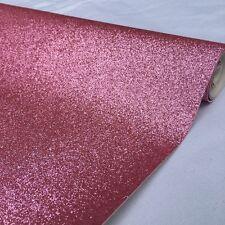 Fine Glitter Fabric Sparkle Twinkle Leather Vinyl Craft Applique Decor Material